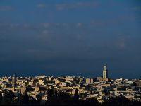 Panorama de Meknes alt=