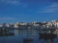 Port de peche de Tanger alt=
