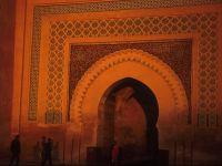 Bab el Khmiss au crepuscule alt=