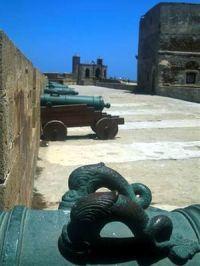 Les canons de la Sqala alt=