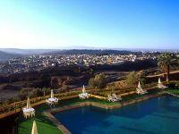 Panorama de la Medina Hotel des Merinides alt=