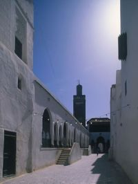 Mosquee Moulay Idriss alt=