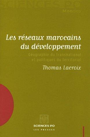 Les réseaux marocains du développement