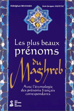 Les plus beaux prénoms du Maghreb