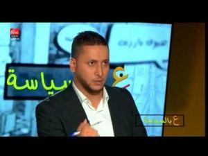 محمد زيان ينتفض في برنامج تلفزيوني