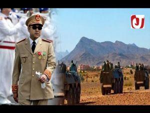 الملك محمد السادس يخرج الجيش من الكركارات