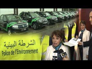 تنصيب أول فوج للشرطة البيئية .. عقوبات مالية و حبسية تنتظر كل من يضر  بالبيئة