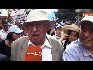 هيئات حقوقية وسياسية تخرج في مسيرة ضد الفساد بالدار البيضاء