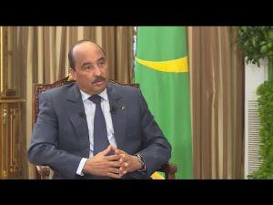 Maroc-Mauritanie : Le président mauritanien affirme que «les relations sont bonnes»