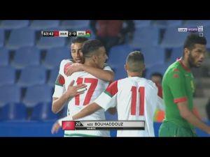 Victoire du Maroc face au Burkina Faso en match amical