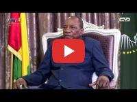 ألفا كوندي: نأمل أن تنقل الأمم المتحدة ملف الصحراء الغربية إلى الاتحاد الإفريقي