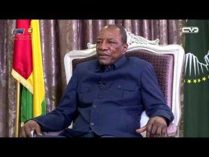 Alpha Condé souhaite une solution africaine à la question du Sahara occidental