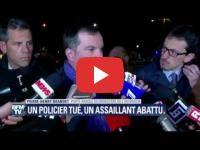 Fusillade aux Champs-Elysées : L'EI revendique l'attentat mais se trompe sur la nationalité de l\'assaillant
