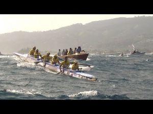 Sport : Le Va'a débarque au Maroc