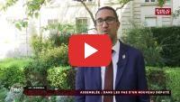 Premier pas d\'un député franco-marocain à l\'Assemblée nationale