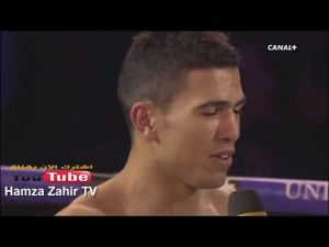Boxing : Mohamed Rabii unbeaten with a KO