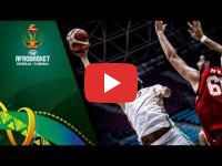 AfroBasket 2017 : Morocco qualified to the semifinal stage