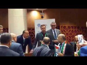 Morocco / Israel : Amir Peretz leads a parliamentary delegation in Rabat