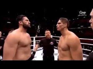 Netherlands : Belgian-Moroccan kick-boxer Jamal Ben Saddik defeated by Rico Verhoeven