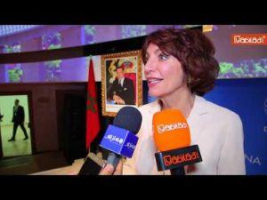 Forum Crans Montana : Marisol Touraine plaide pour un meilleur système de santé