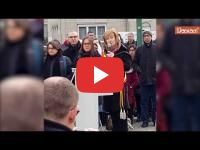 Bruxelles : Inauguration d\'une place au nom de la victime marocaine des attentats du 22 mars
