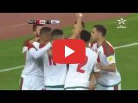 The Atlas Lions defeat Uzbekistan 2-0 in a friendly