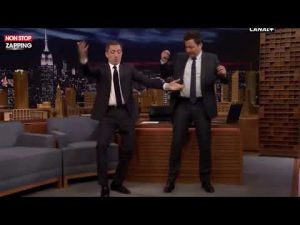 When Gad Elmaleh teaches Jimmy Fallon how to hip thrust like a Moroccan