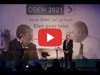 الاتحاد العام لمقاولات المغرب : مزوار ومراكشي يقدمان برنامجهما الانتخابي