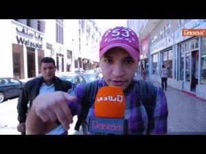حملة المقاطعة: الداودي يشارك في وقفة عمال سنطرال ويثر الكثير من الجدل