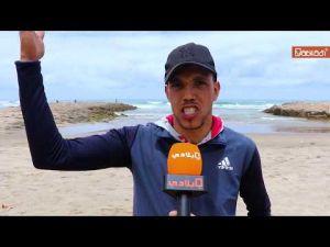 L'état déplorable des plages casablancaises après les ftour du week-end