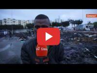 Casablanca: Un incendie dans un camp de migrants près d'Oulad Ziyane