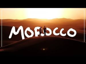 To recall childhood memories, a Canadian blogger takes his dad on an amazing trip to Morocco
