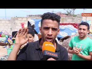 الدار البيضاء: هدم دوار صفيحي بحضور السلطات العمومية [فيديو]