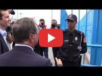 سبتة: شرطي مغربي يرفض السلام على مسؤول إسباني