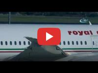 Istanbul: collision between Royal Air Maroc and Turkish airlines planes