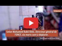 Maroc : Sept morts et des dizaines de blessés dans le déraillement d\'un train près de Bouknadel