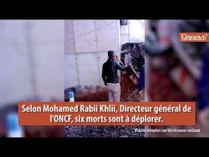 Maroc : Sept morts et des dizaines de blessés dans le déraillement d'un train près de Bouknadel