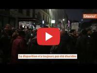 Paris : Un sit-in à la mémoire de Mehdi Ben Barka devant la brasserie Lipp