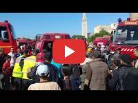 Casablanca: L'effondrement d'une maison à la médina fait deux morts