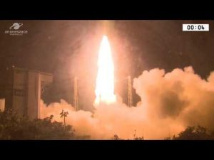 Morocco launches its second Arianespace Vega satellite Mohammed VI-B