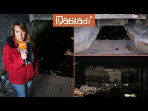 Casablanca : Près de la gare Casa Oasis, un tunnel de la mort ?