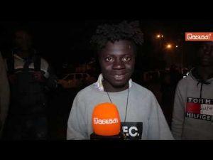 الدار البيضاء: حريق في مخيم للمهاجرين بالدار البيضاء