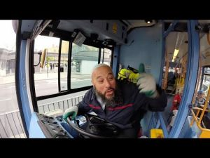 Diasporama #73 : Ahmed Serhani, London's most beloved bus driver