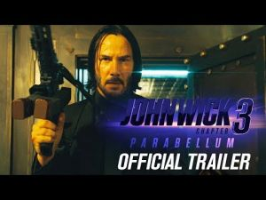 After it was shot in Morocco, producers release «John Wick»'s trailer
