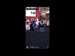 Belgique: Avec le thème de l'islam, des étudiants fêtent une tradition avec «une ceinture explosive»