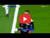 Champions League : Hakim Ziyech's brilliant goal against Real Madrid