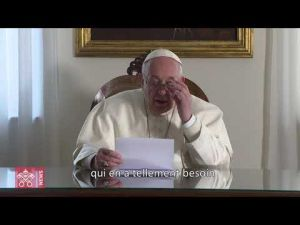 Pope Francis sends a message to Moroccans shortly before visiting the Kingdom
