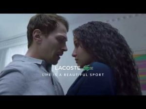 French-Moroccan actress Oulaya Amamra stars in Lacoste's new campaign film
