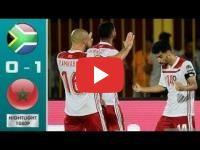 CAN 2019: Le Maroc confirme face aux Bafana Bafana (1-0)