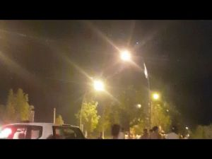 Afcon : Moroccans celebrate the victory of the Algerian football team